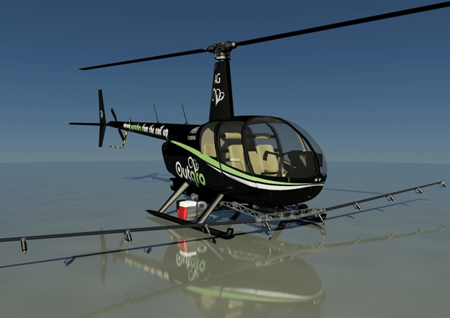 Upcoming event - Robinson R66 Safety Briefing and Product Update